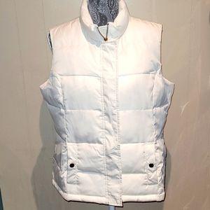 Charter Club puffer vest.